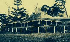 Bulli Cottage Hospital where Henry Fry was a keen supporter