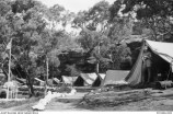 P01806.009 Z Unit Tents Refuge Bay on Hawkesbury