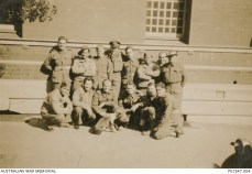 SRD Training in Melbourne 1942