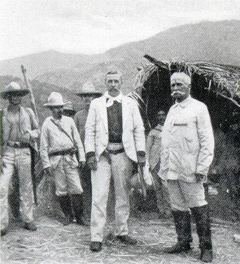 Rowan and General Garcia