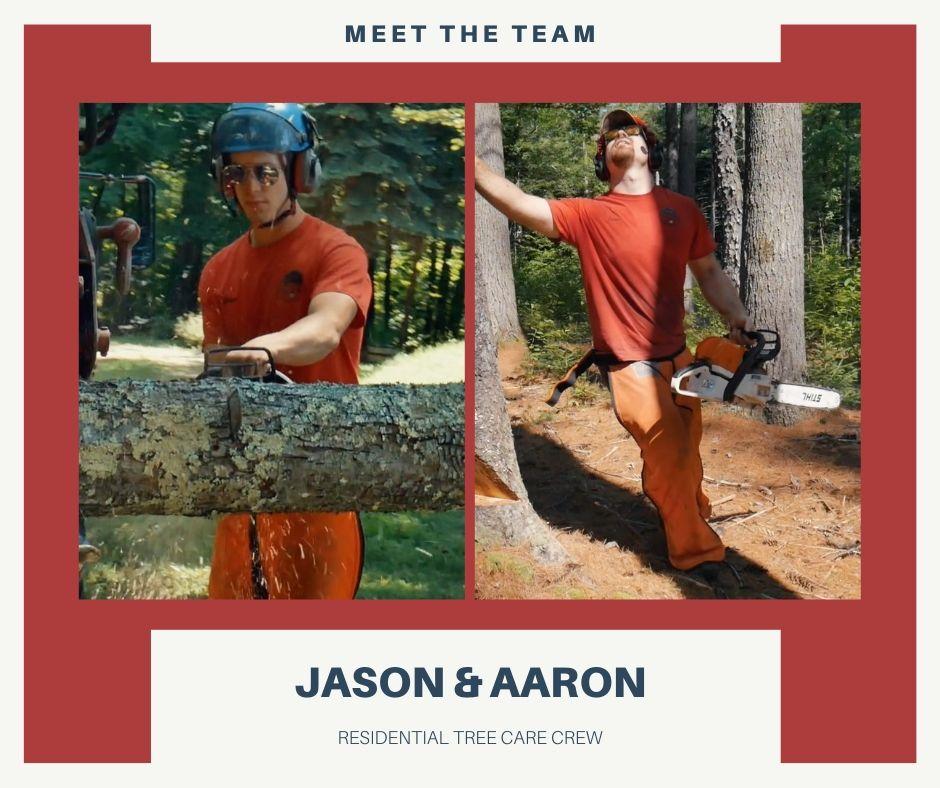 jason and aaron black diamond crew