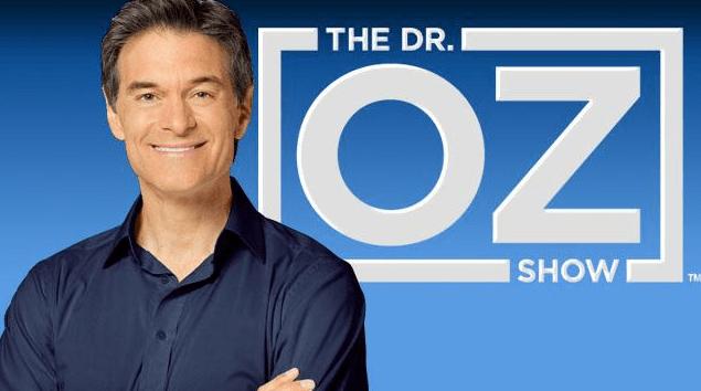 Dr. Oz homepage