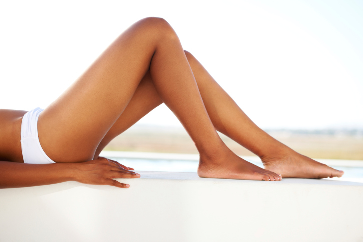 Silky smooth legs