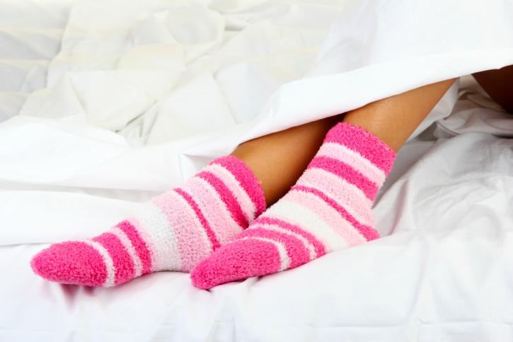 For Better Sex Keep Your Socks On Blackdoctor