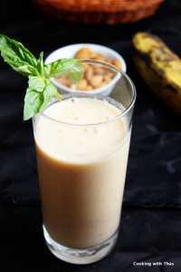 plantain smoothie