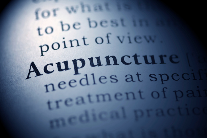 acupuncture definition