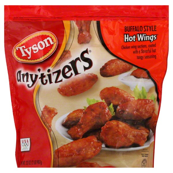 Tyson Foods Inc., makers of popular chicken products, is recalling approximately 52,486 pounds of chicken wing product that may be adulterated because of ...