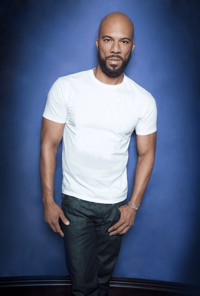 Rapper & Actor Common Is Uncommonly Blessed
