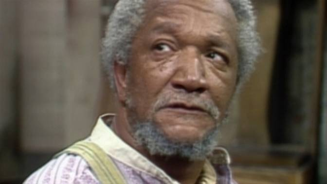 Redd Foxx's Death Explained By Della Reese