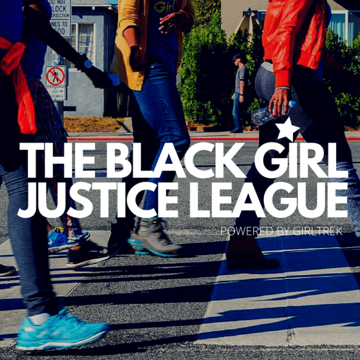 The Black Girl Justice League