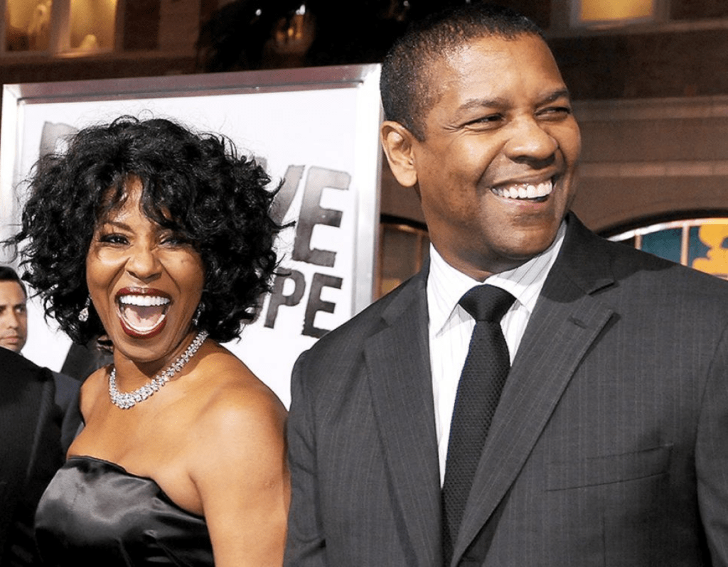"""Denzel Washington On 36 Years Of Marriage: """"I Married Up!"""" 