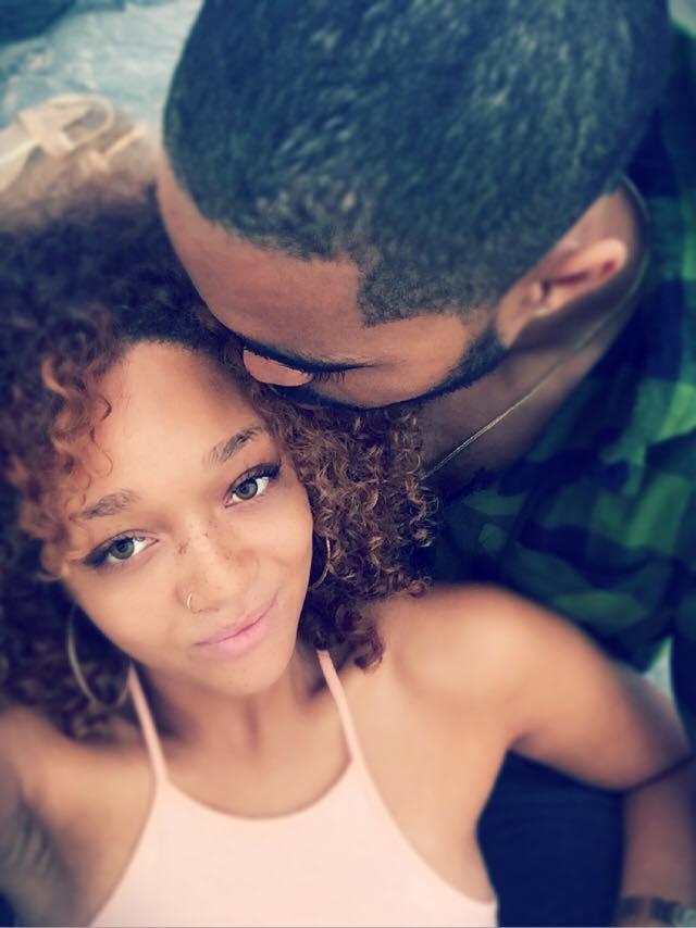 Naomi and him