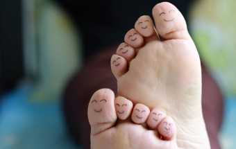 Major foot & toe problems that may have you rubbing your feet