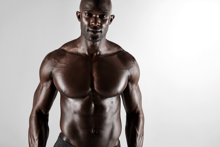 The No-Gym Chiseled Chest Workout | BlackDoctor