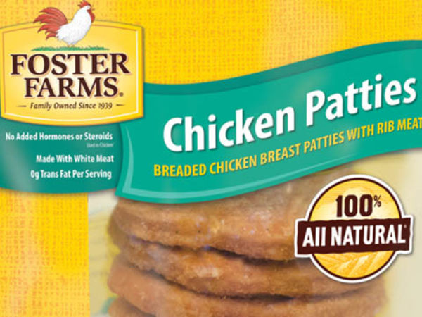 foster farms chicken recall