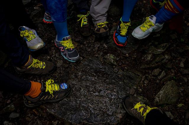 hiking shoes GirlTrek