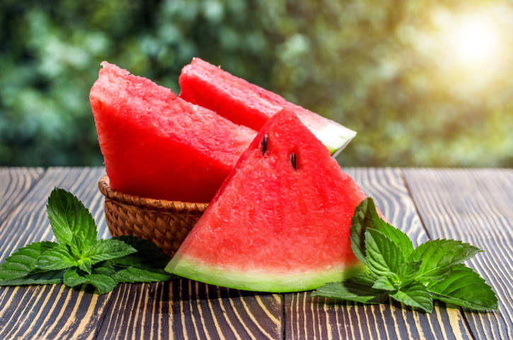 Can you eat watermelon with diabetes blackdoctor for What parts of a watermelon can you eat