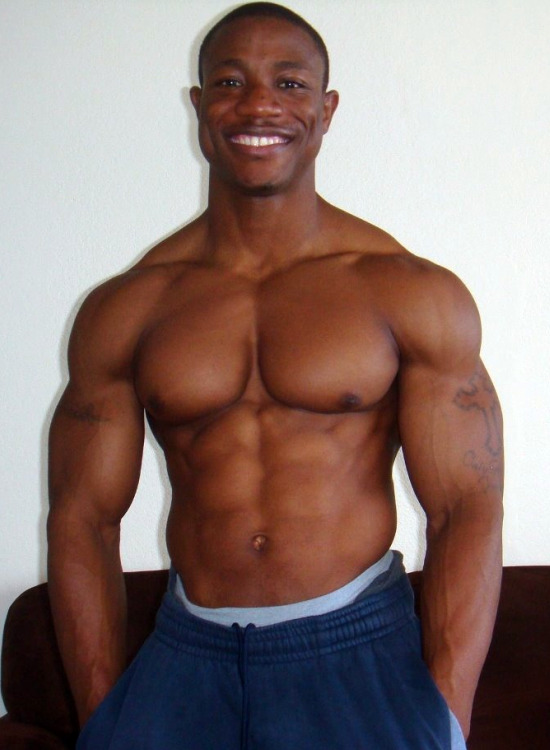 Black Male Fitness Models You Don't Know But Should