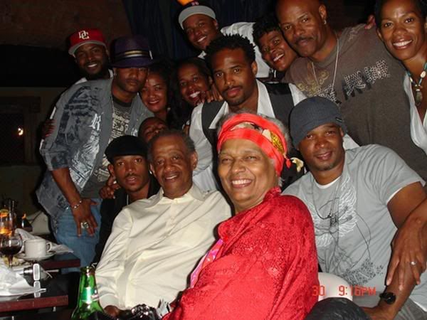 Entire Wayans Family 2013 Marlon Wayans: ...