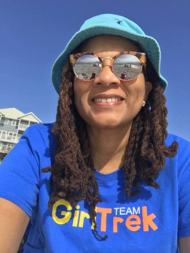 Sharon Watkins Jones GirlTrek