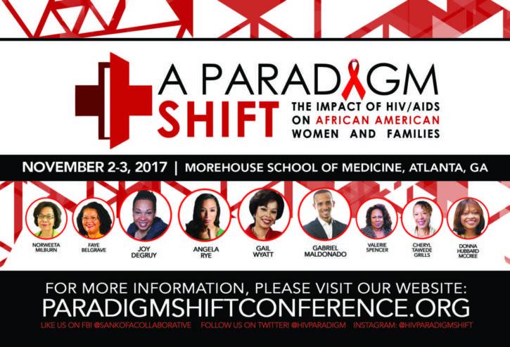 A Paradigm Shift Conference HIV