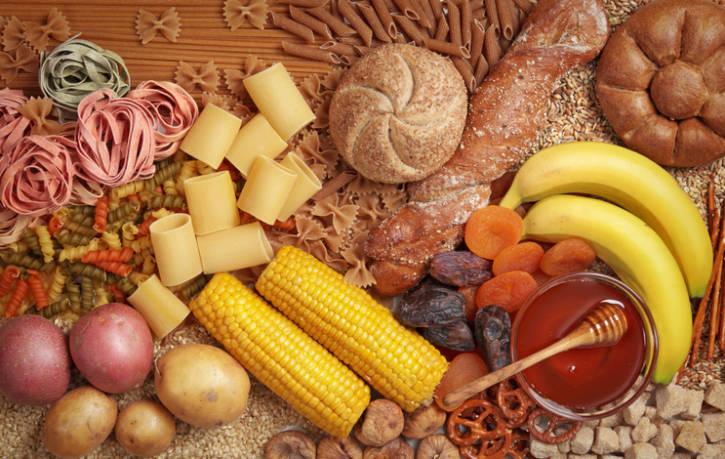 Carbs foods