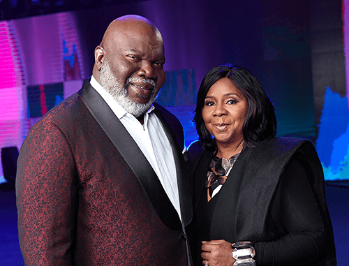 Bishop T D  Jakes On 37 Years Of Marriage: How An Accident