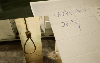 Nooses & 'Whites Only' Signs Hang In GM Plant