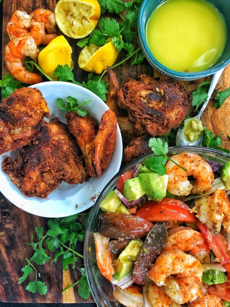 Darius Cooks Recipes Fried Chicken