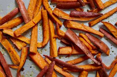 Three Things You Didn't Know About Sweet Potatoes + Recipe