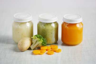 10 Healthy Homemade Baby Food Recipes