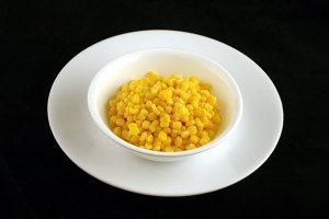Sweet Corn in a bowl