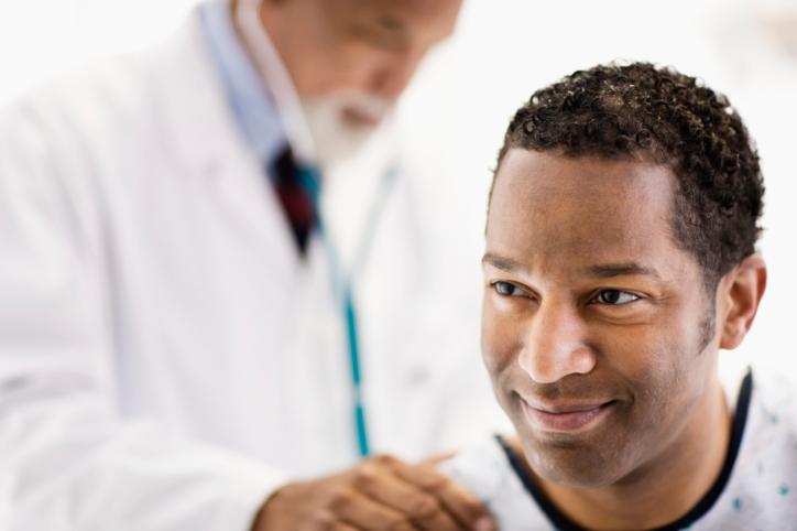 african american man doctor