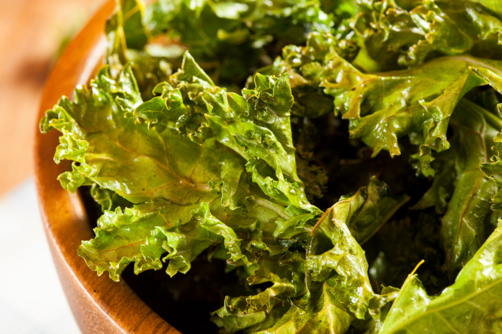kale chips organic recipe