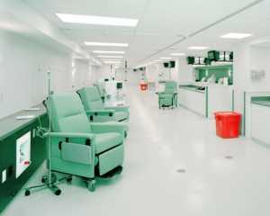 Dialysis Room Recliners, New York City