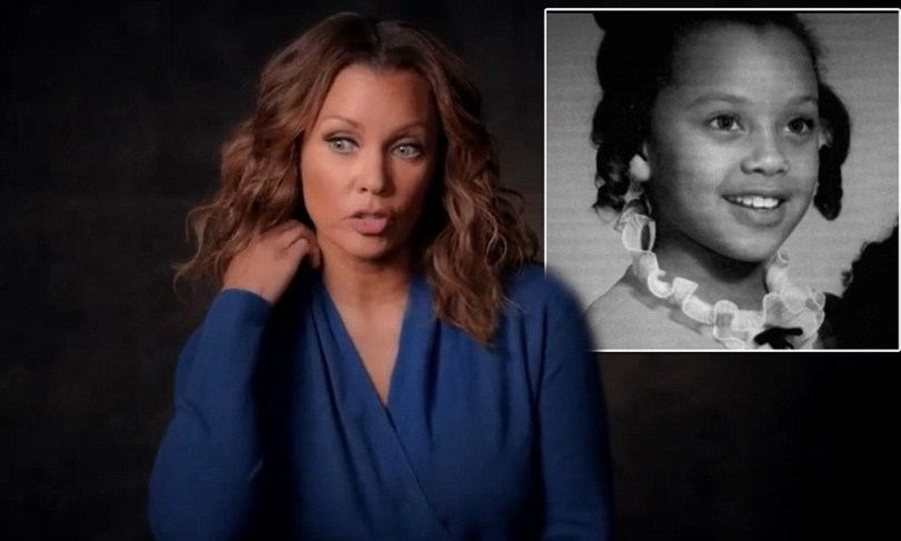 vanessa williams molested