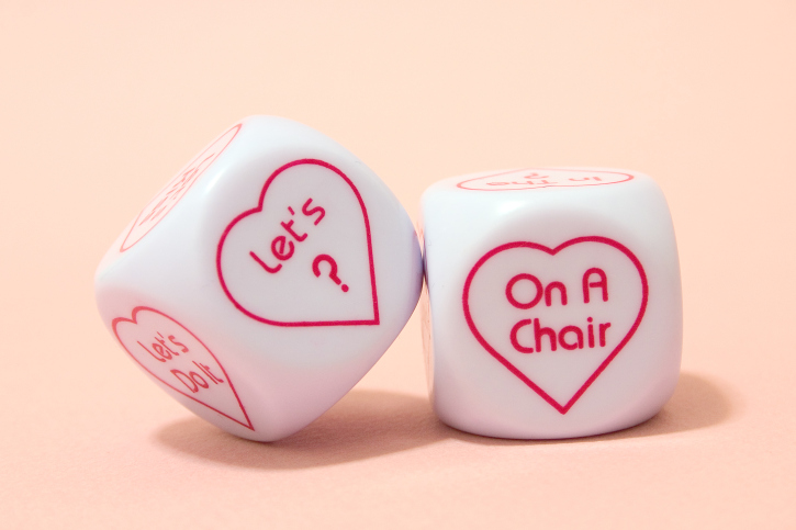 relationship dice