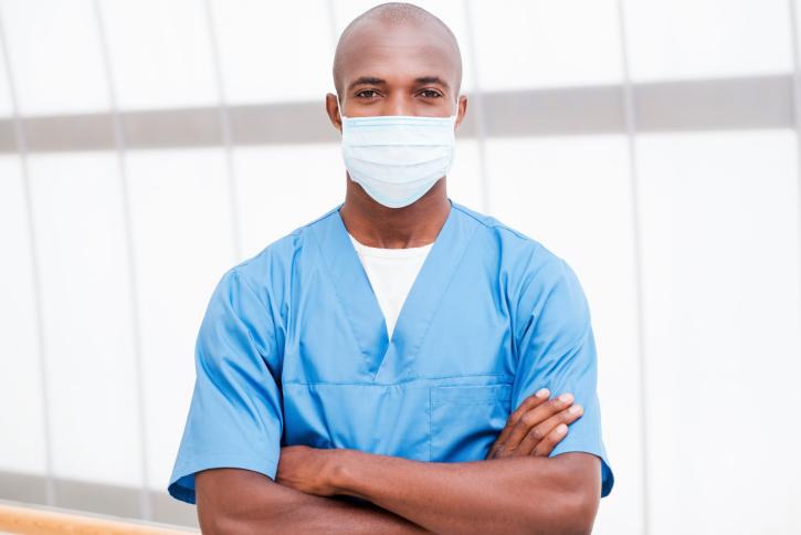 Successful surgeon.