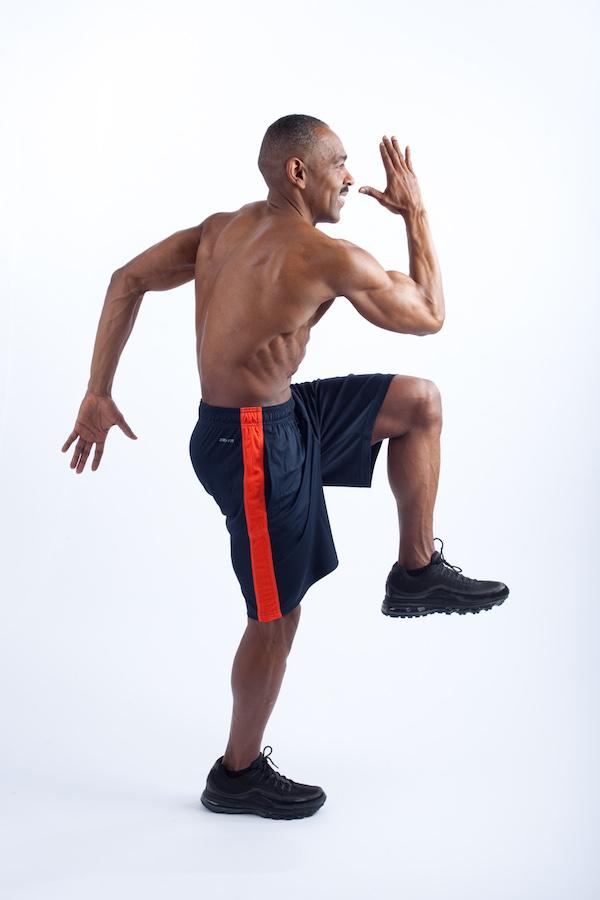 knee raise 2