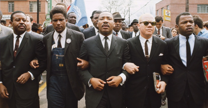 Martin luther king selma march