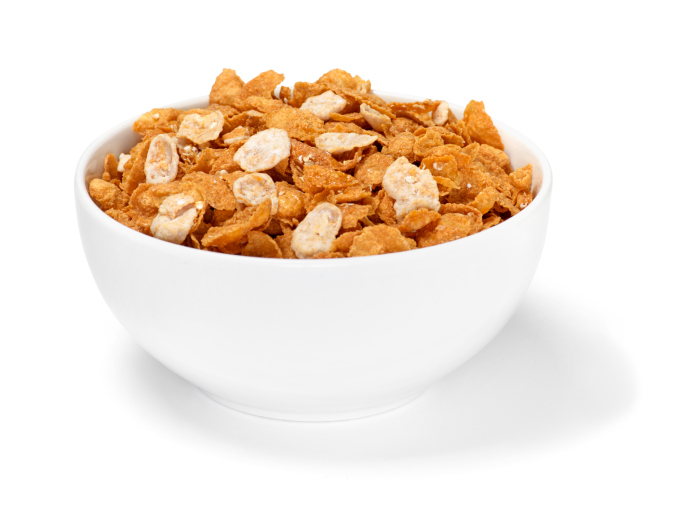 yogurt cereal flakes