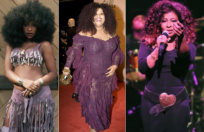 chaka khan fit weight loss