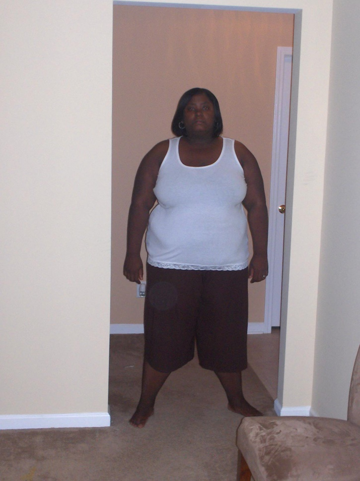 At my heaviest in 2010