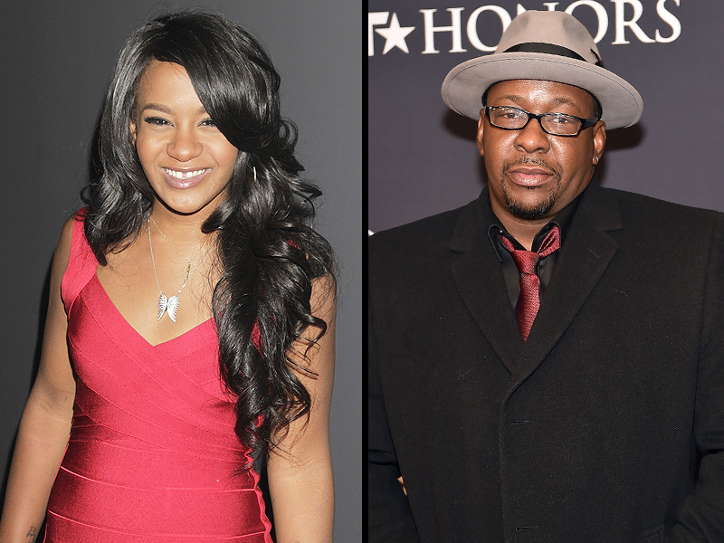 bobby-brown and bobbi kristina