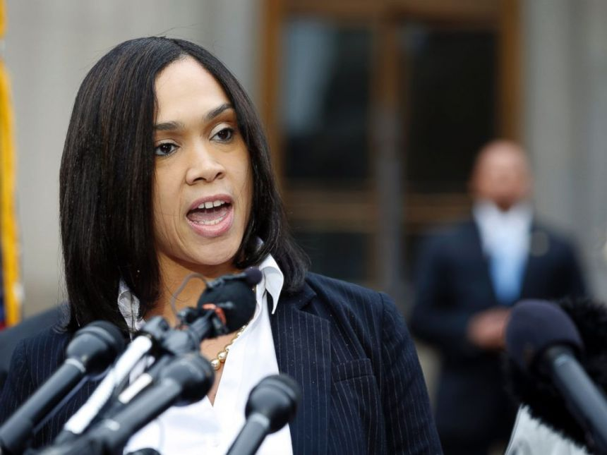Ms Mosby Freddie Gray