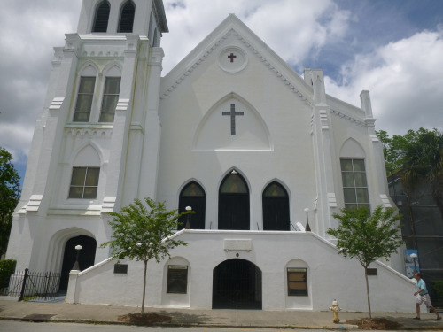 emanuel church ame