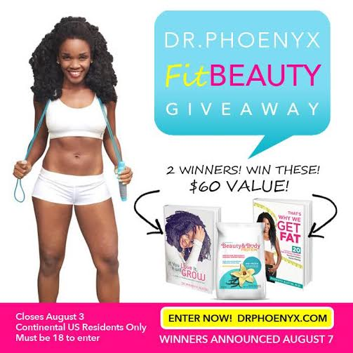 Dr. Phoenyx giveaway flyer