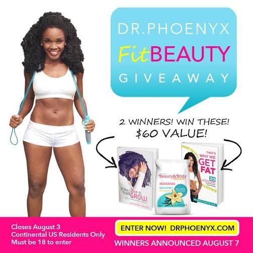 Dr. Phoenyx giveaway flyer
