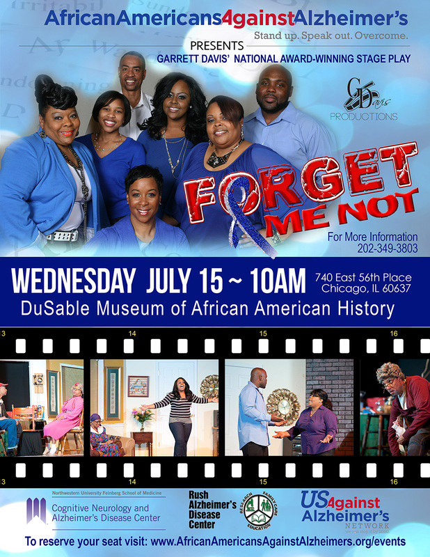 forget me not play flyer