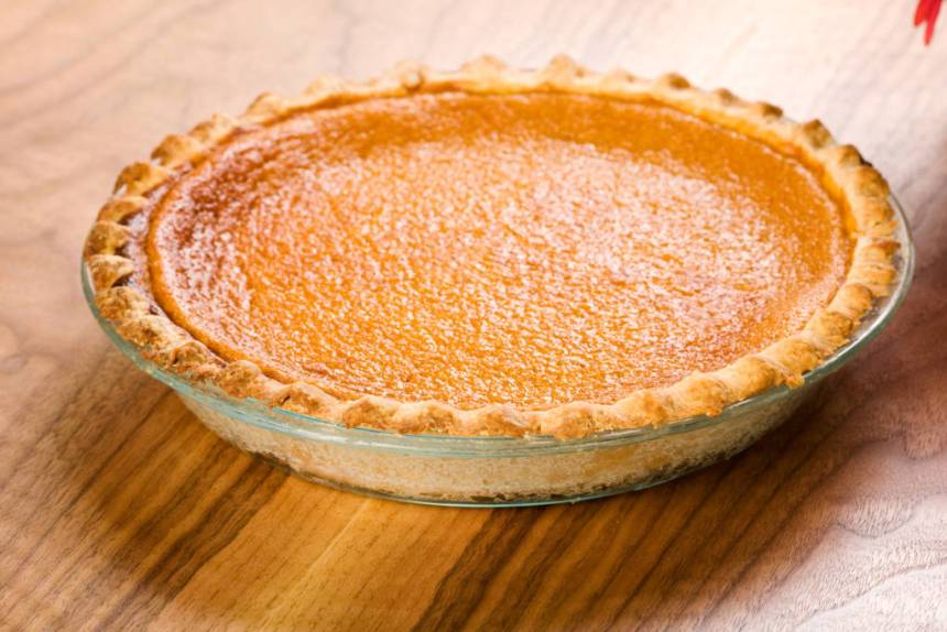 Healthy Sweet Potato Pie | BlackDoctor